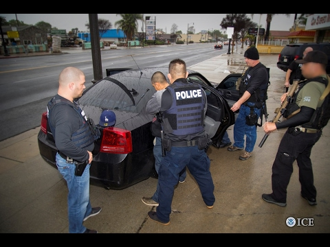 Raids across the country rattle immigrants