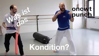Kondition Nerds bei One Two Punch Theorie trifft Praxis / Richtig Trainieren, perfekt sein!