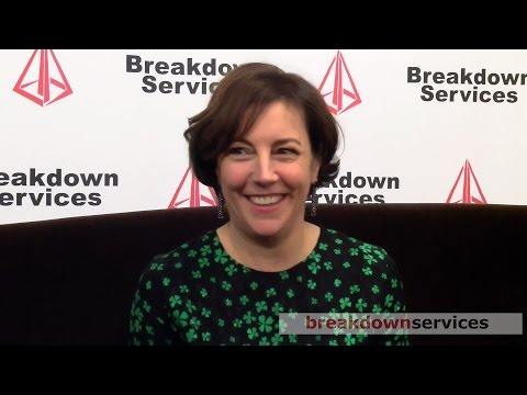 Breakdown Services s Casting Director Nina Gold at the 2017 Artios Awards