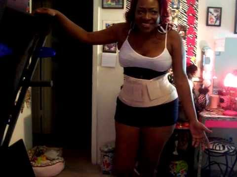 2369b405cb Miss Belt Review Get The Perfect Waistline In Seconds - YouTube