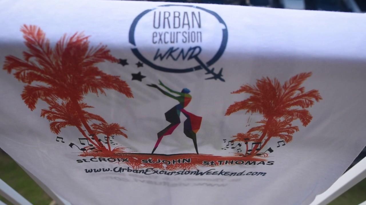 Urban Excursion Weekend 2016