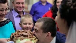 Младший брат и саратовский парень делят невесту - свадебный фильм/ Видеосъемка / 2You Studio