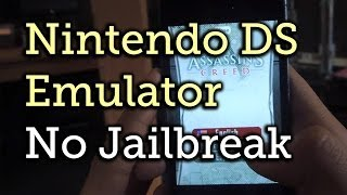 Download & Play Nintendo DS Game ROMs on Your iPad or iPhone Without Jailbreaking [How-To]