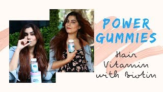 Download lagu Power Gummies Hair Vitamin with Biotin Kanisha Malhotra MP3