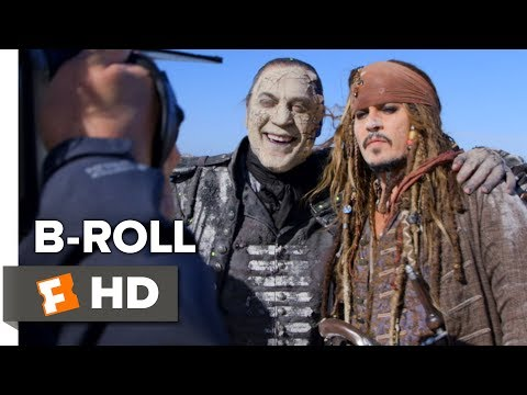 Pirates of the Caribbean: Dead Men Tell No Tales B-Roll 2 (2017) | Movieclips Coming Soon