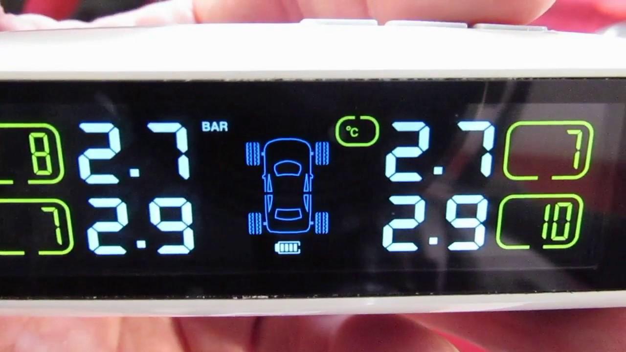 TPMS - Système de surveillance de la pression des pneus - YouTube 7b4069f5600b