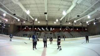 Bountiful Senior Hockey League Hawk vs Mud Dogs 1/6/11