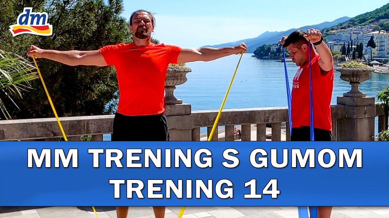 MM Trening s gumom - Trening 14