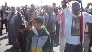 شاهد أول مظاهرة فى قناة السويس تطالب بأعدام الاخوان ردا على تفجيرات سيناء1فبراير 2015