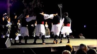 Греческий народный танец, Халкидики(http://elramd.com/prazdnik-abrikosov-2012/ Греческий народный танец. Выступает танцевальная группа деревни Портарья, Халкидик..., 2013-03-13T11:43:07.000Z)
