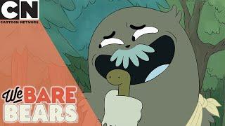 We Bare Bears | Snake Babies Rap | Cartoon Network UK