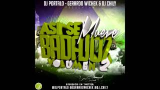 09 Así Se Mueve Badajoz Vol 2 2014 Dj Portalo Dj Chily & Gerardo Wichek