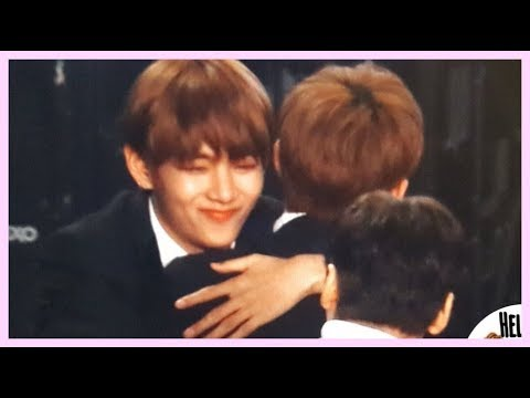 Joshua And Taehyung Moments Interactions Seventeen Bts Youtube