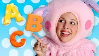 ABC SONG  子供のためのABCの歌   13のアルファベットの歌