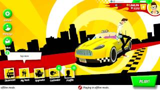 Crazy Taxi: City Rush Android Gameplay
