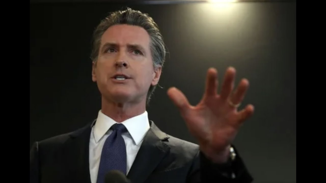 "Newsom: ""Wear a mask"""