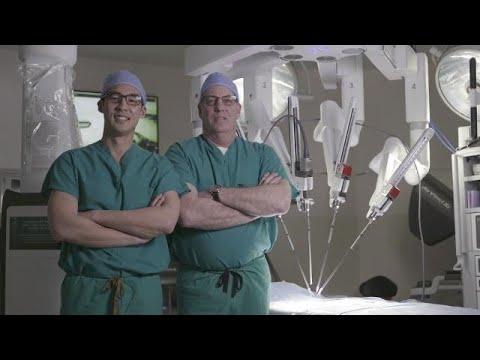 Robotic Hernia Repair Surgery