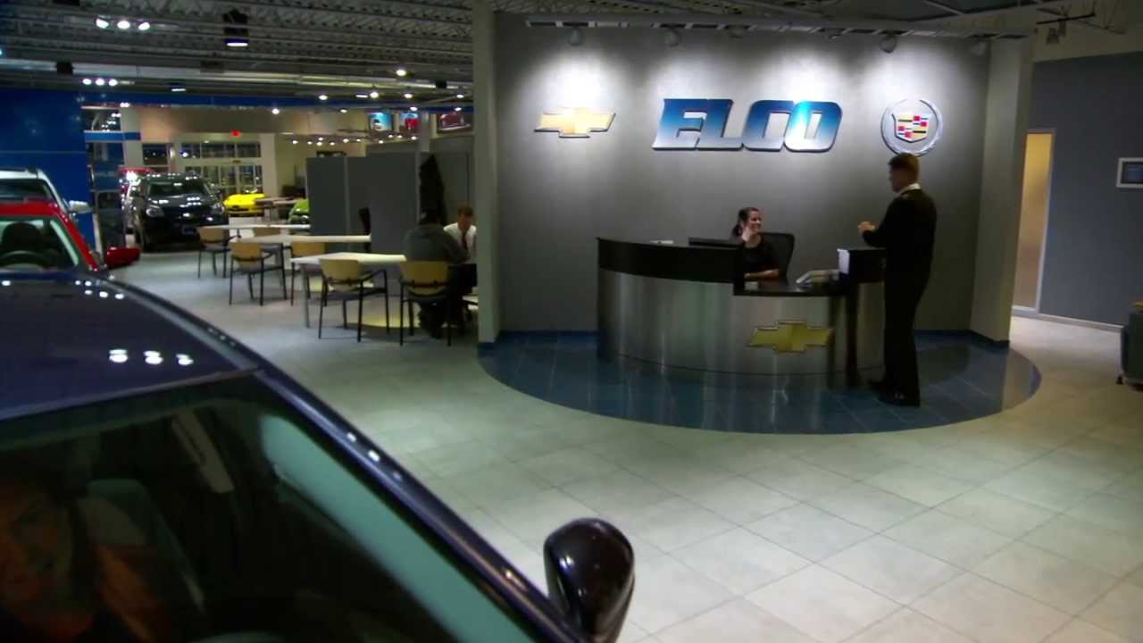 Welcome To Elco Chevrolet