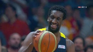 Ekpe Udoh 18 Pts/2 Dunks/1 Blk Full Highlights vs Galatasaray Semi-Final G3 (29.05.16)