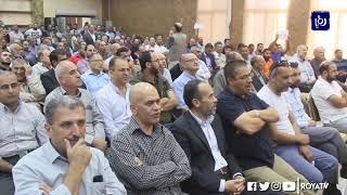 وقفة احتجاجية أمام مجمع النقابات دعما لمطالب المعلمين  - (3/10/2019)