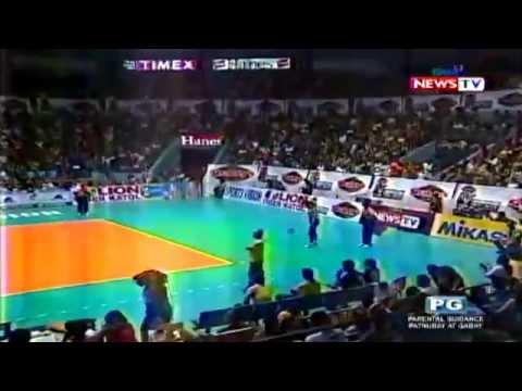 AdMU vs Cagayan Valley - August 14 ,2014 [ Set 1 ] Shakey ...
