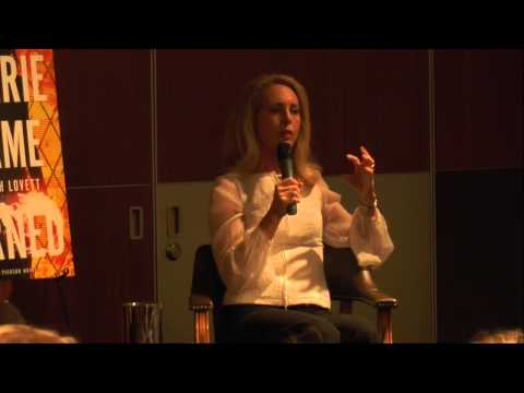 Author Debriefing: Burned with Valerie Plame