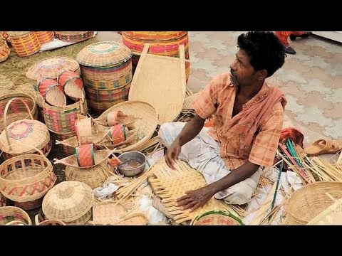 Milan Mela Craft Fair In Kolkata India Youtube