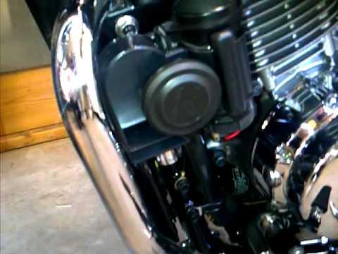 Suzuki Boulevard M50 Air Horn Youtube