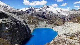 Cordillera Blanca: trekking a laguna 69