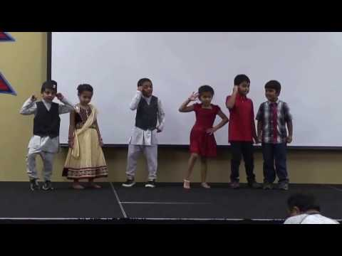 Greater Austin Nepali Society Teej Program 2016, Pranjan Parajuli