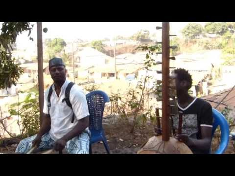 Gambian meets the Guineans pt.3 Salia (Conakry, Gbessia; January 2014)
