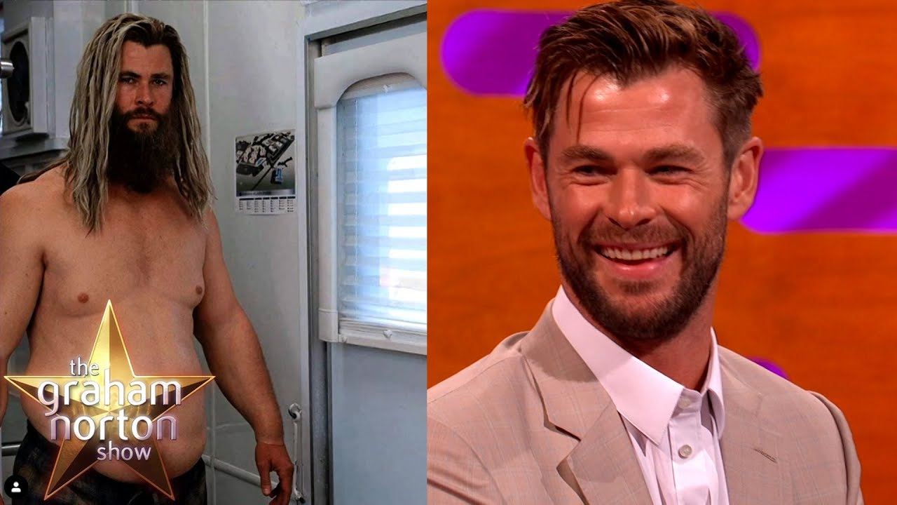 Chris Hemsworth Avengers Endgame Fat Thor Fat Suit