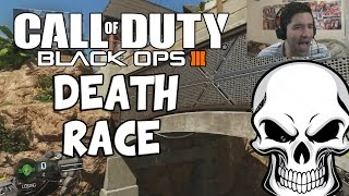 DEATH RACE: NEW TRACK AND NEW TRICKS (BLACK OPS 3 CUSTOM GAMES)