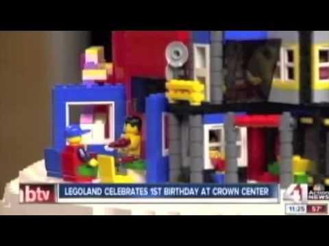 LEGOLAND Discovery Center Kansas City First Birthday Celebration