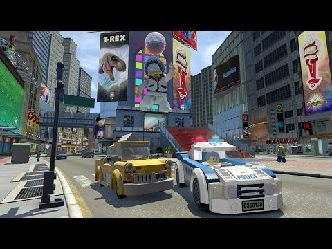 LEGO City Undercover Free Roam Around the City 10 from YouTube · Duration:  22 minutes 46 seconds