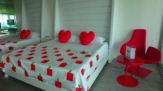 ADAM & EVE HOTEL 16+ TURKEY BELEK (GEAR 360 VIDEO) АДАМ И ЕВА ОТЕЛЬ 16+ ТУРЦИЯ БЕЛЕК