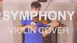 Symphony - clean bandit feat. zara larsson - itsamoney violin cover