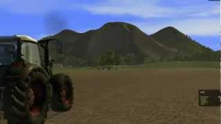 Agricultural Simulator 2012 Gameplay PC