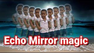 Photo editor # Echo Mirror magic screenshot 2