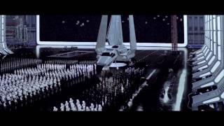 Звёздные Войны Эпизод 6 Прибытие Императора на Звезду Смерти 2