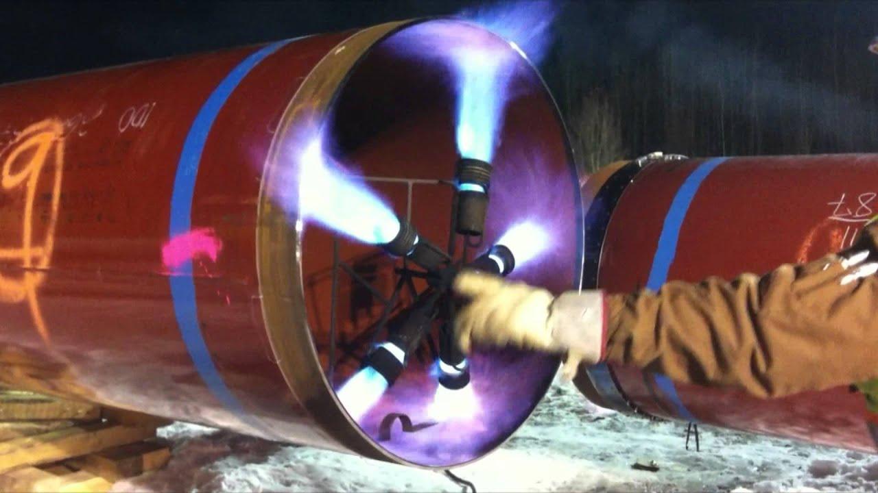48 Inch Preheat Torch Pipeline Equipment Youtube