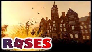 'ROSES' - Ein beängstigendes Roblox Story Adventure