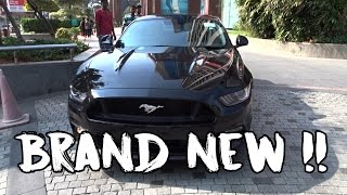 Brand New Mustang GT in India | #100