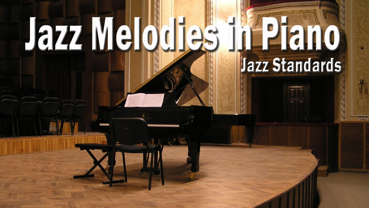 Free Jazz Piano Lessons: Jazz Theory and Practice - The ...