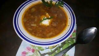Супик с чечевицей, суп с овощами, суп с мясом