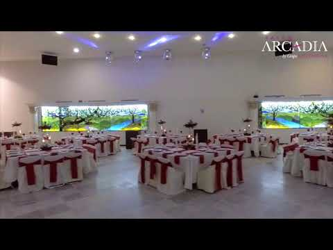 Salón de Eventos en Puebla: Salón Arcadia