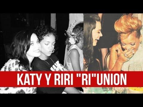 Katy Perry y Rihanna Presumen Amistad en Instagram!