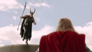Loki Tribute-Emperor's New Clothes