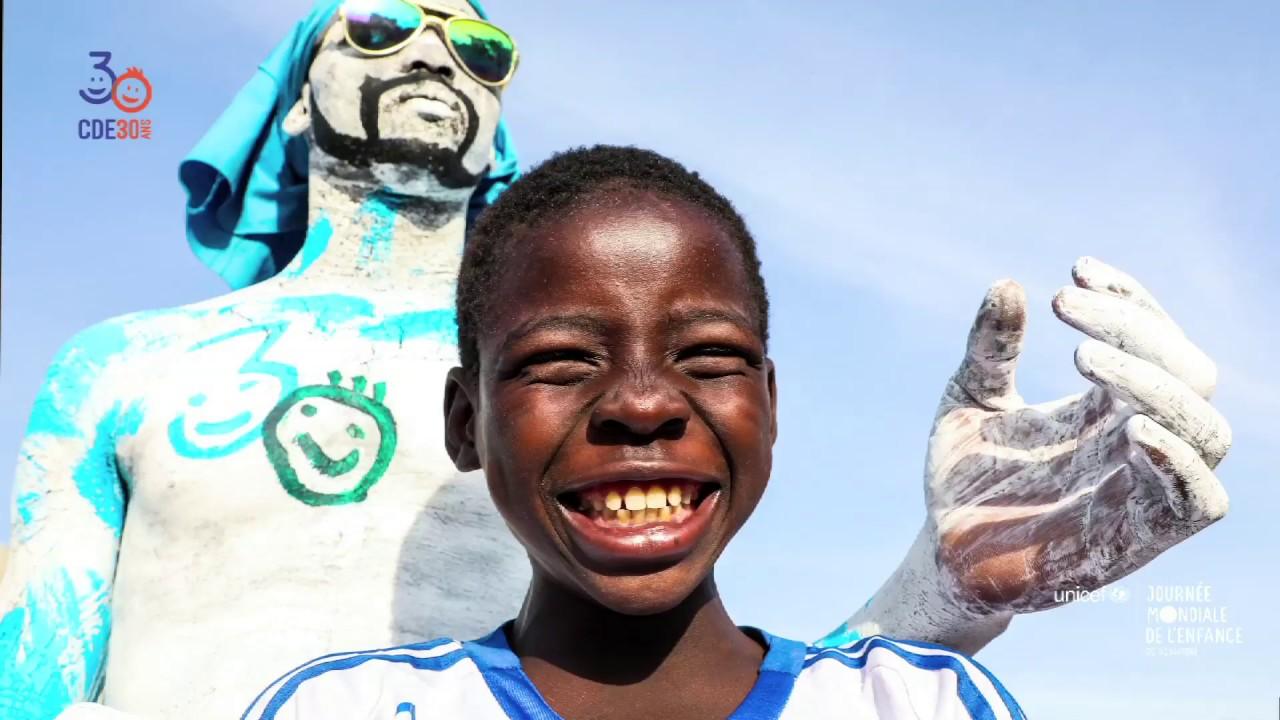 La fête des enfants au Tchad / World Children's Day 2019