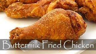 Chicken Recipes - Buttermilk Fried Chicken